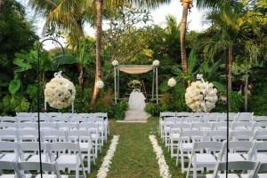 Eny ateliér svatba v zahradě