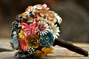 Eny atelier Brides Colourful Manmade Bouquet