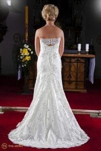Svatební šaty Vévodkyně Anna
