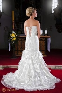 Eny atelier wedding gown Duchess Anna