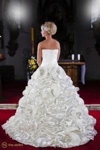 Eny atelier wedding gown Emperor Anna
