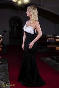 Eny ateliér společenské šaty Anna Black 20. léta