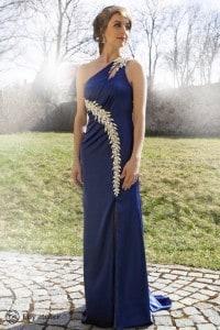 Eny ateliér společenské šaty Betty Blue 20. léta