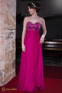 Eny ateliér večerní šaty Betty Amazonia