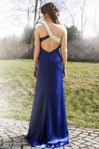 Eny atelier evening dress Betty Blue 20s