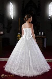 Eny atelier wedding gown Princess Merry