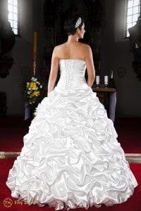 Eny ateliér svatební šaty Královna Petty