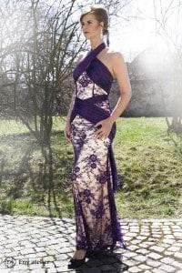 Eny atelier Steffi Purple-Nude Lady