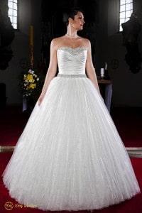 Eny ateliér svatební šaty Princezna Petty