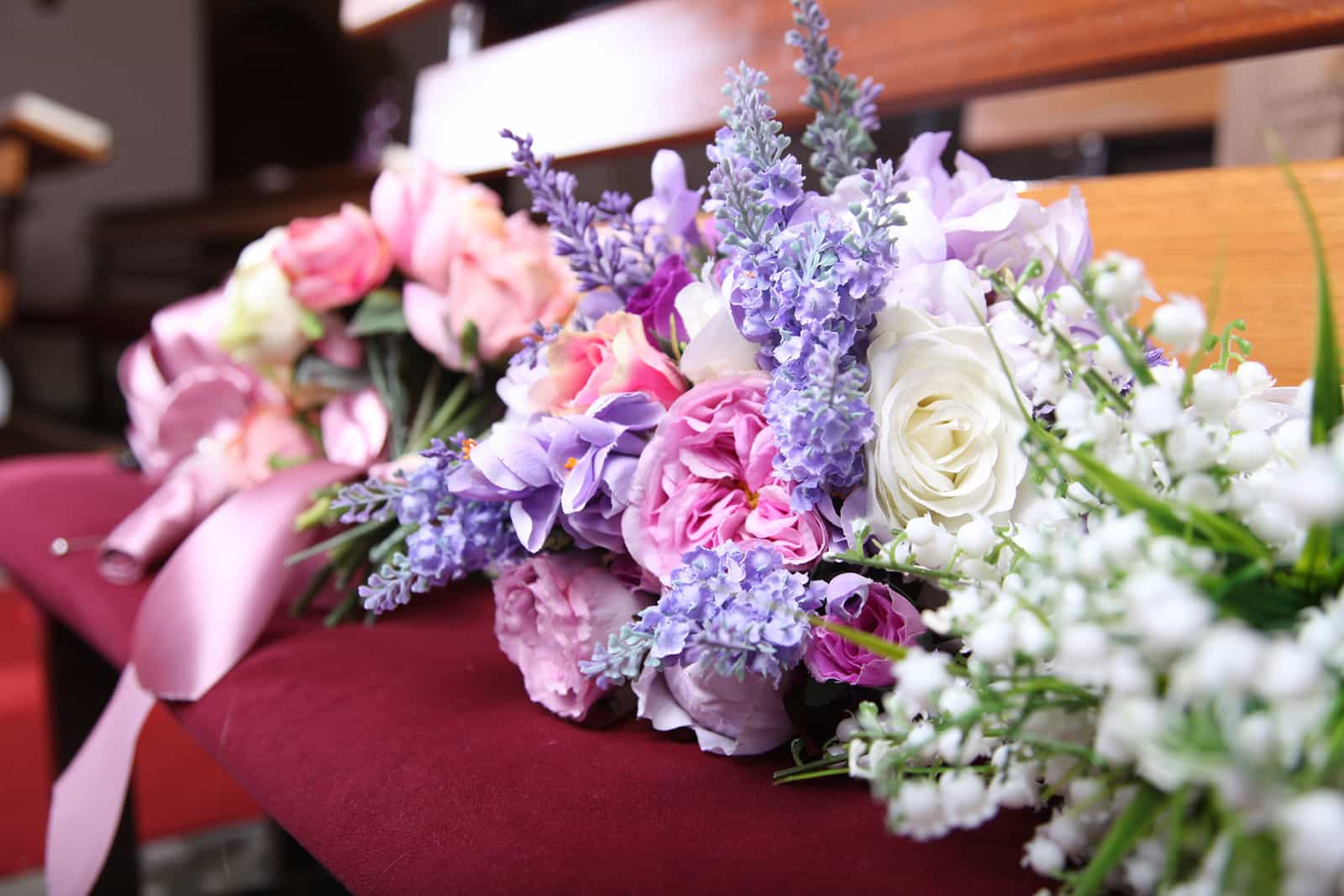 Bridals Manmade Bouquets