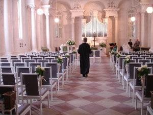 Eny atelier church ceremony