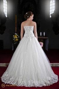 Eny atelier abito da sposa elegante