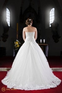 Eny atelier vestito da sposa