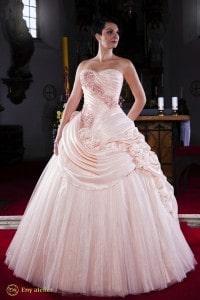 Eny atelier abito da sposa in colore