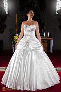 Eny atelier abito da sposa non tradizionale
